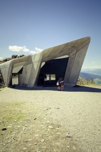 Messner Mountain Museum in Corones, Südtirol
