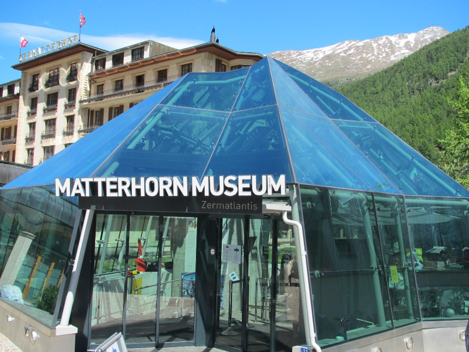 Matterhorn Museum, Zermatt, Schweiz