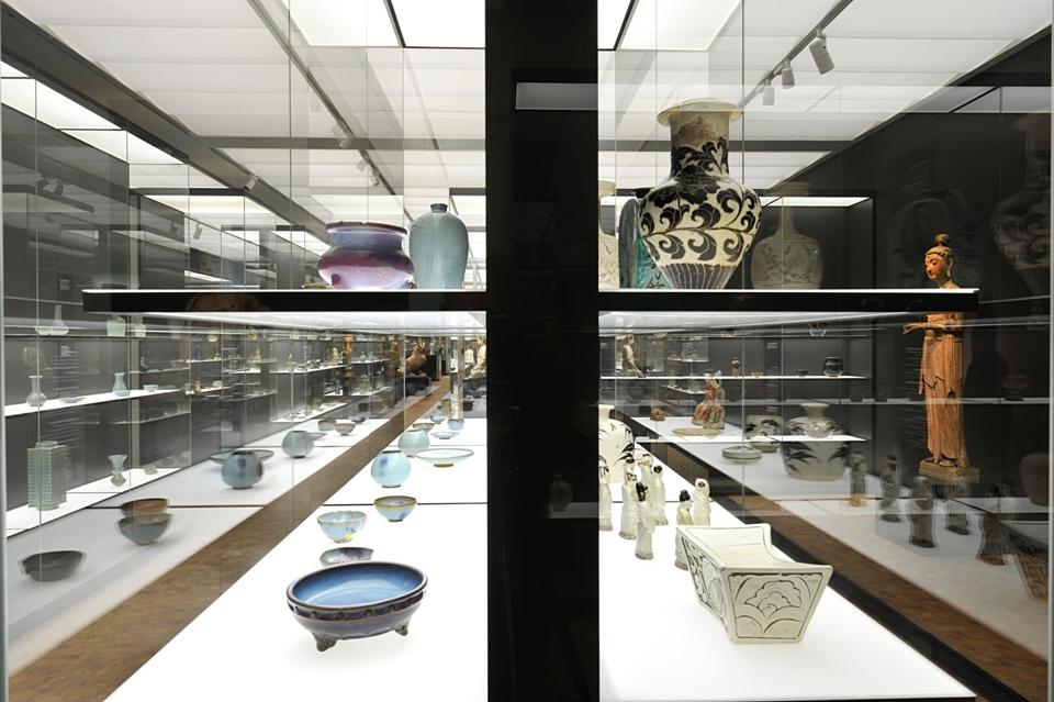 Sammlung Museum Rietberg, Meiyintang, Zürich, Schweiz
