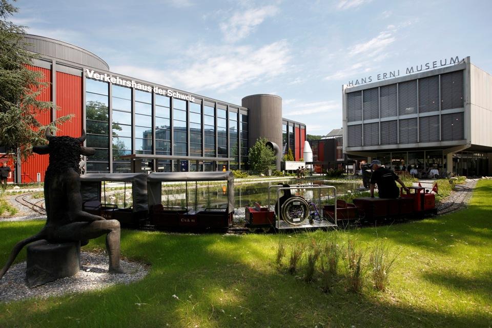 Verkehrshaus Luzern, Schweiz