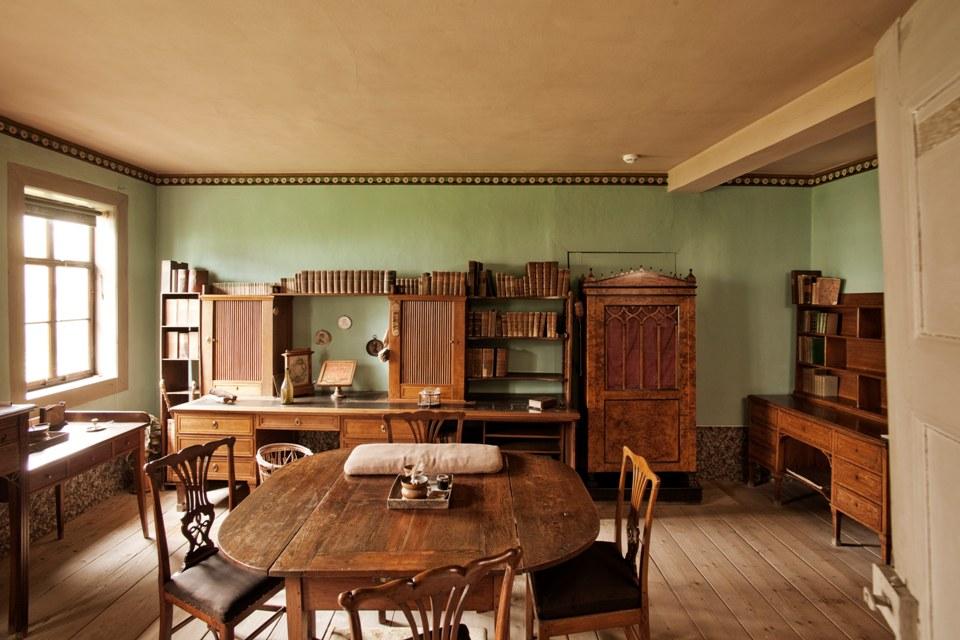 Goethes Arbeitszimmer