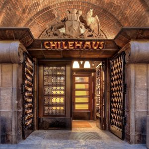 Chilehaus, Portal B