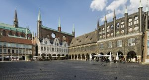 Lübeck Rathaus