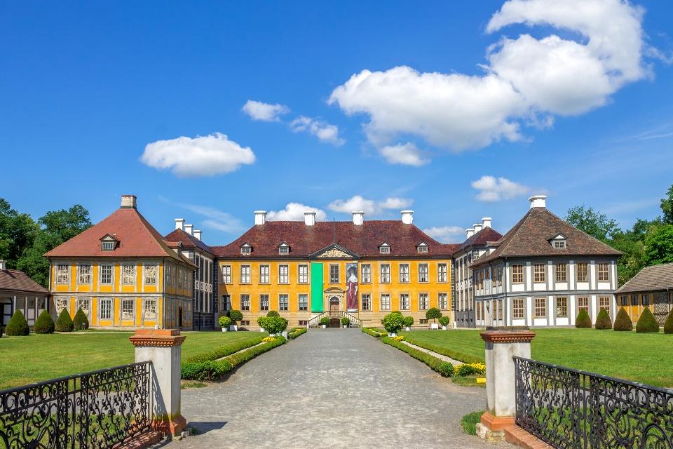 Schloss Oranienbaum, Gartenreich Dessau-Wörlitz