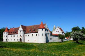 Schloss Grünau bei Neuburg an der Donau