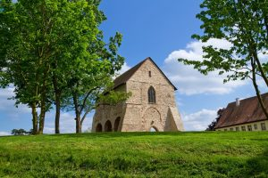 Kloster Lorsch, Basilika-Fragment
