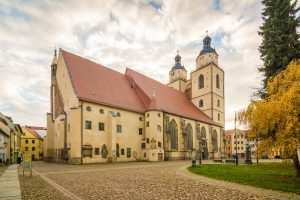Stadtkirche Wittenberg, Luthergedenkstätten