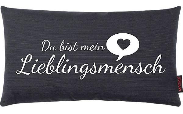 """Kissen """"Lieblingsmensch"""", Muttertag"""