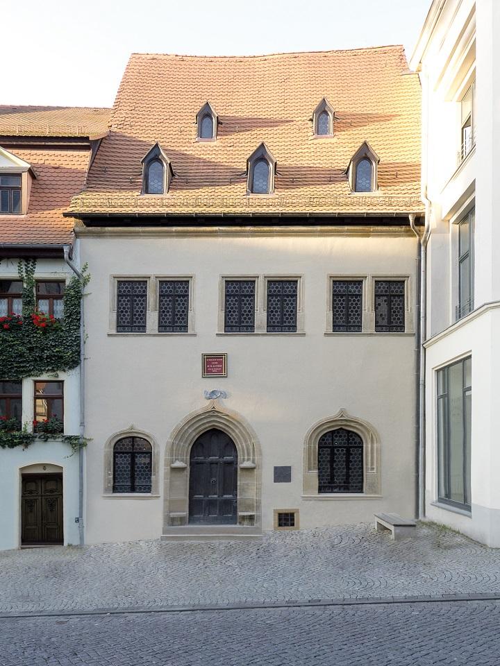 Luthers Sterbehaus in Eisleben, Luthergedenkstätten