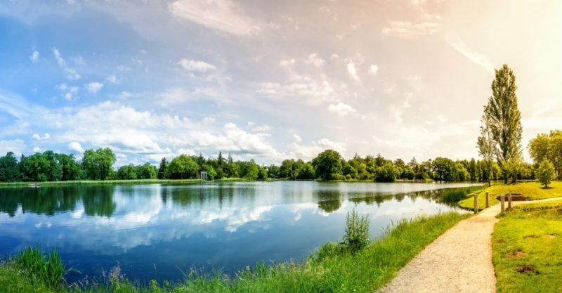 Wörlitzer Park, Gartenreich Dessau-Wörlitz