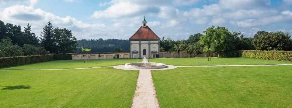 """""""Der Weg ist das Ziel"""" - Pilgertage in Kloster Holzen"""