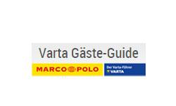 Varta Gäste-Guide Siegel 1
