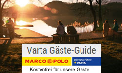 Varta Gäste-Guide Siegel 4