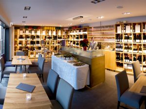 Weinhotel ELTVINUM, Eltville, Vinothek - Weinhotels