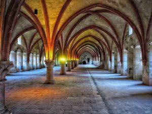 Kloster Eberbach im Rheingau - Drehorte in Deutschland