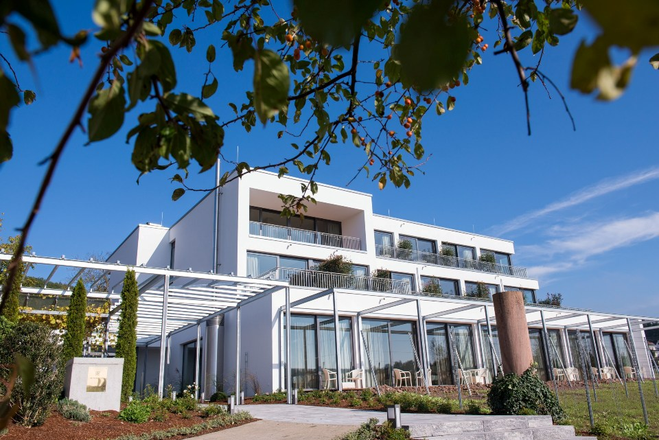 Heitlinger Hof, Östringen - Weinhotels