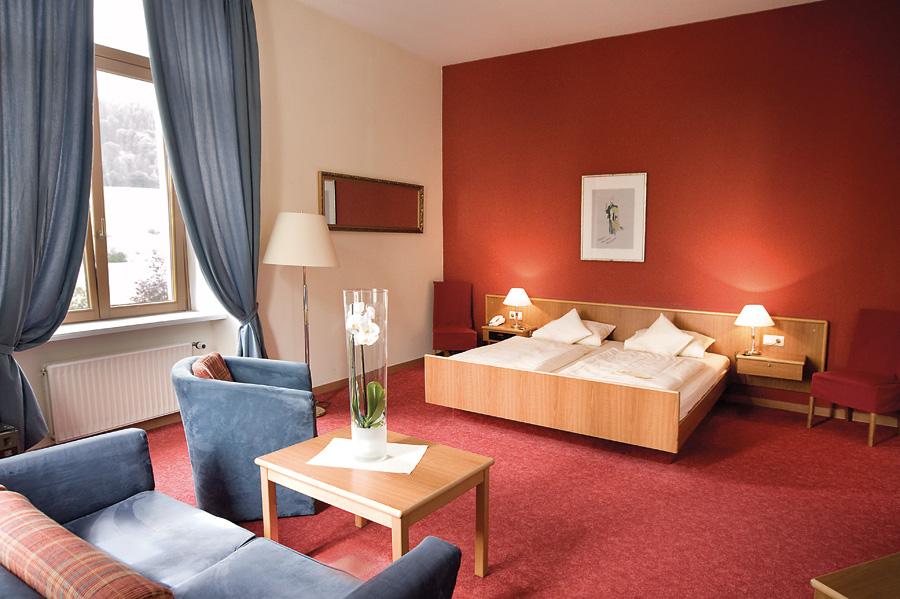 Hotel St. Stephanus, Zeltingen-Rachtig, Zimmer - Weinhotels