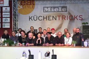 Eat&STYLE Düsseldorf 2016