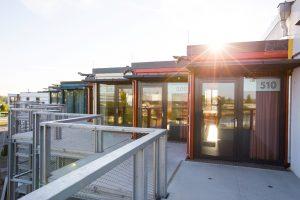 Hotel Dock-Inn Aussenansicht