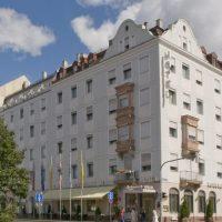 Hotelansicht Ringhotel Loew´s Merkur