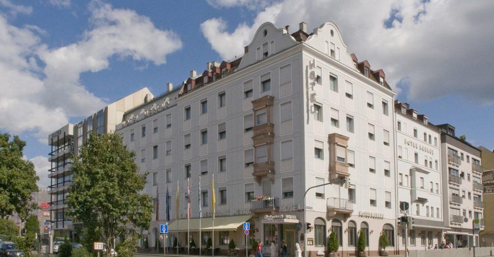 Bettgeflüster im Ringhotel Loew's Merkur