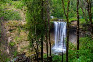 Scheidegger Wasserfall