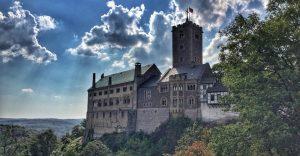Wartburg - Lutherweg 1521