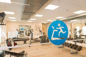 Gymnastikraum © Ringhotel Loew´s Merkur