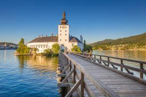 Schloss-Ort am Traunsee