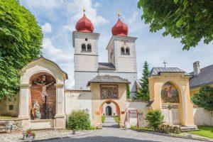 Stift Millstatt, Klosterkirche