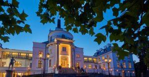 Märchenhaftes Winterangebot im Schlosshotel Burg Schlitz
