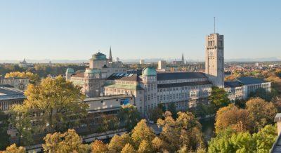 Deutsches Museum, Ansicht von Nordwesten