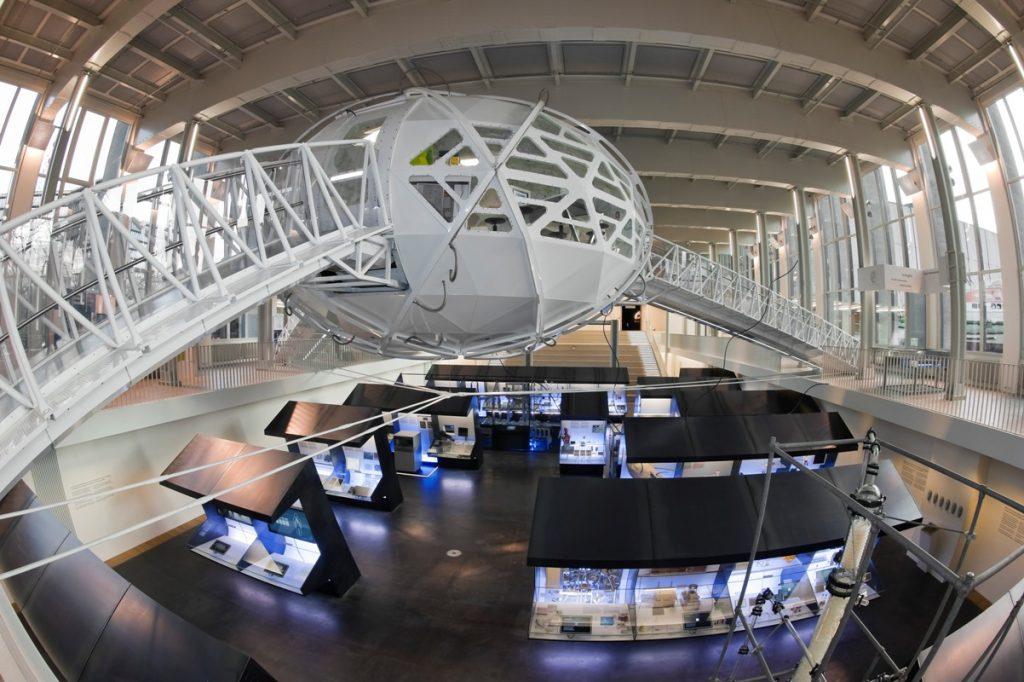 Deutsches Museum, Blick in die Ausstellung