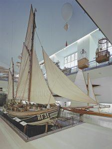 Deutsches Museum, Fischewer Maria