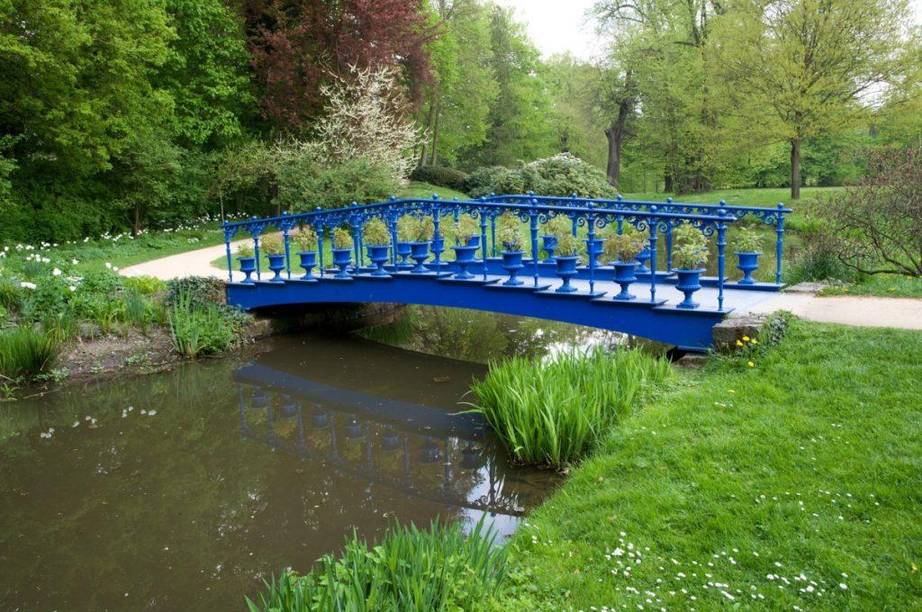 Brücke im Fürst-Pückler-Park