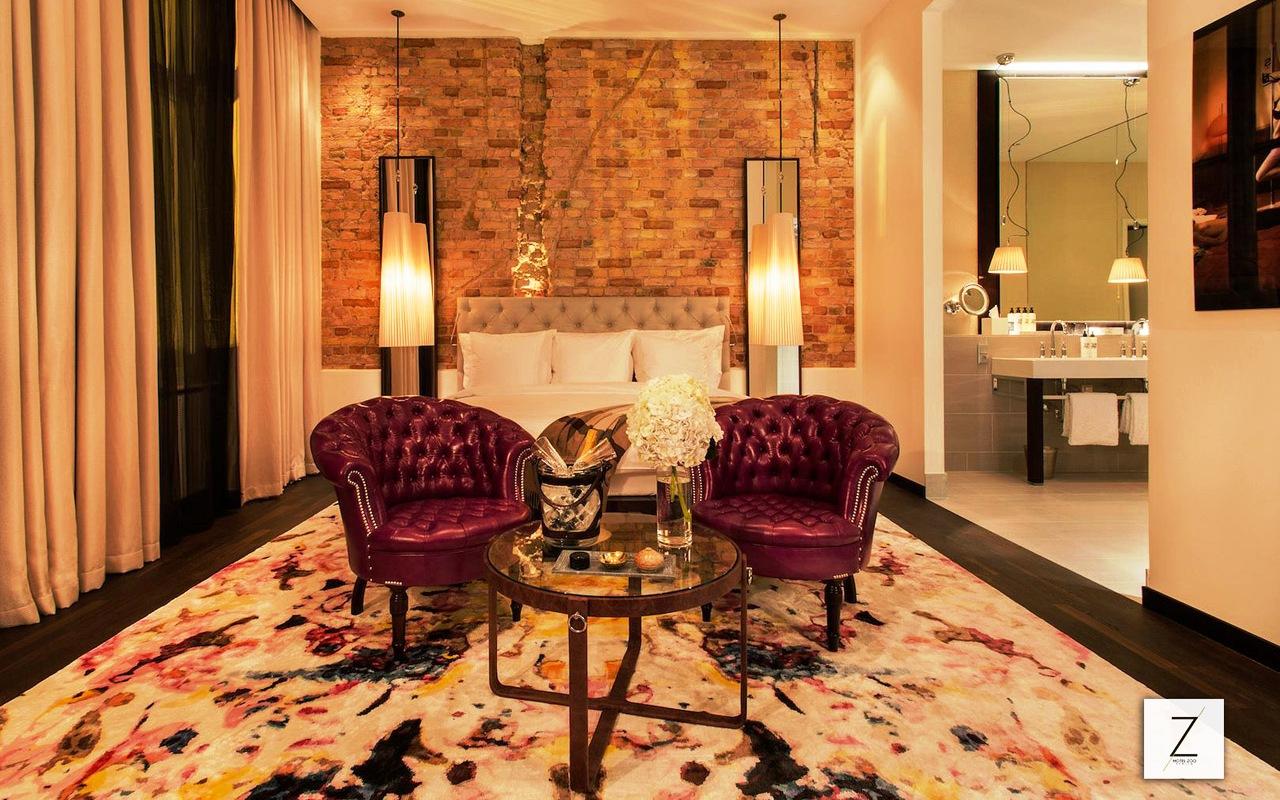 King Suite im Hotel Zoo in Berlin - Designhotels