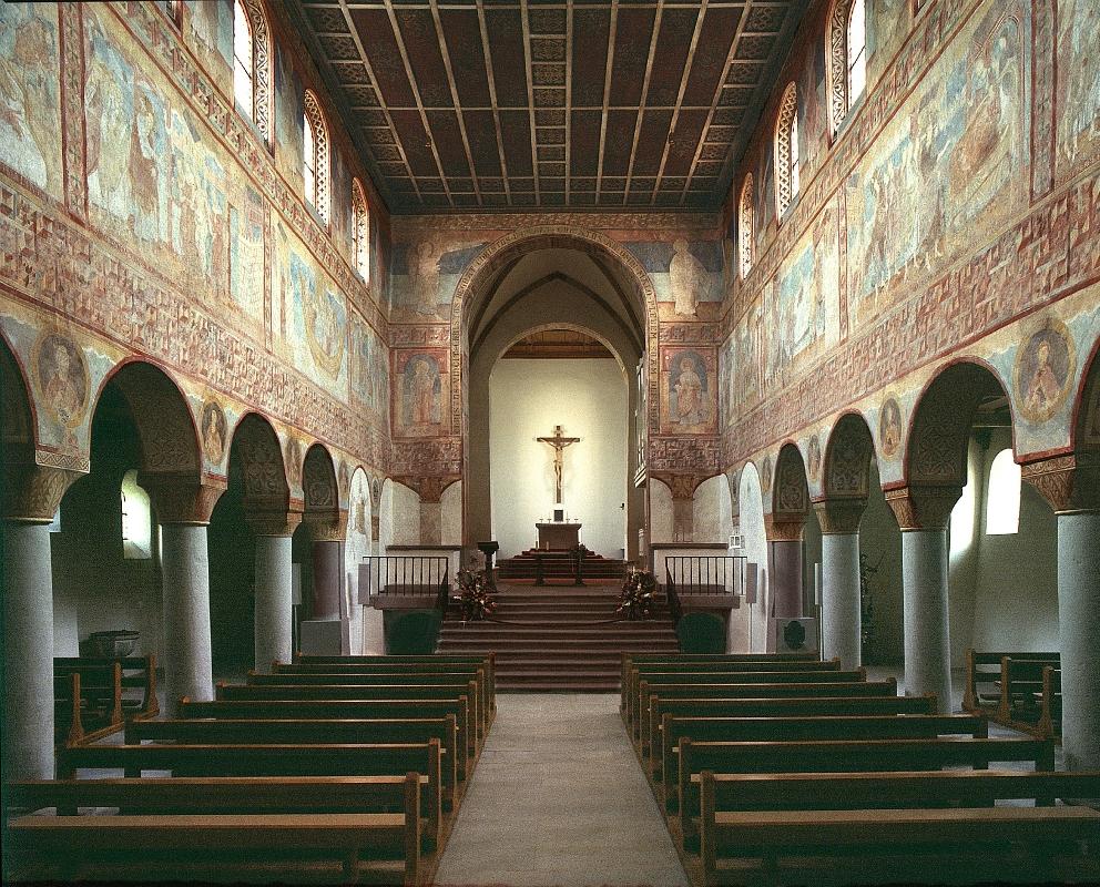 Klosterinsel Reichenau, Kirche St. Georg