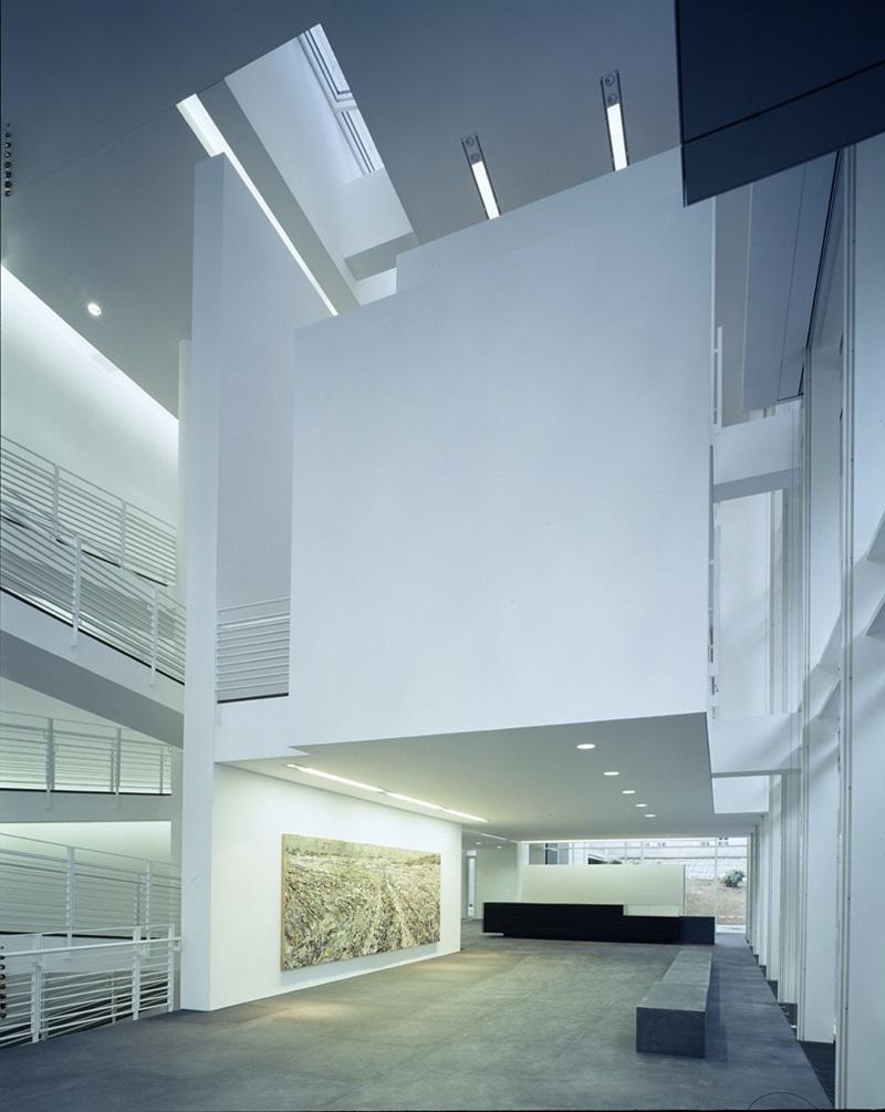 Museum Frieder Burda, innen