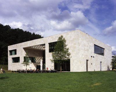 Museum Ritter, Außenansicht