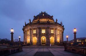 Museumsinsel Berlin, Bode-Museum