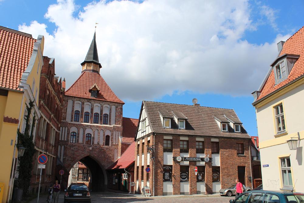 Stralsund, Küter Tor