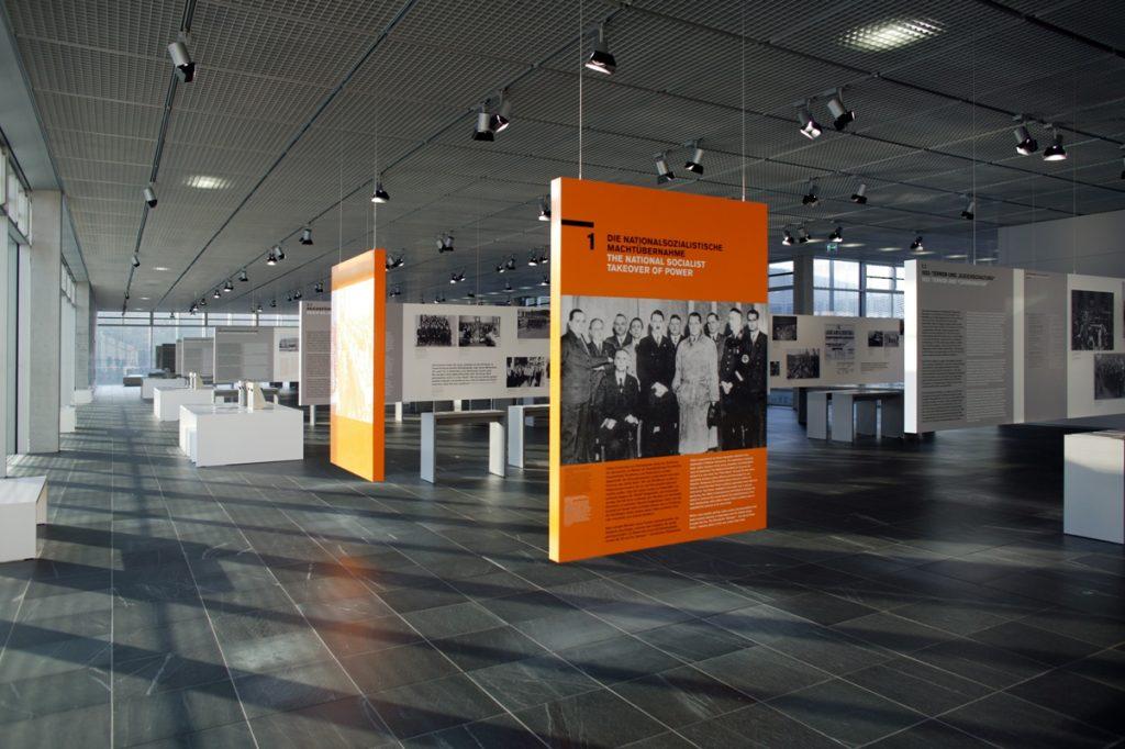 Topographie des Terrors, Ausstellung