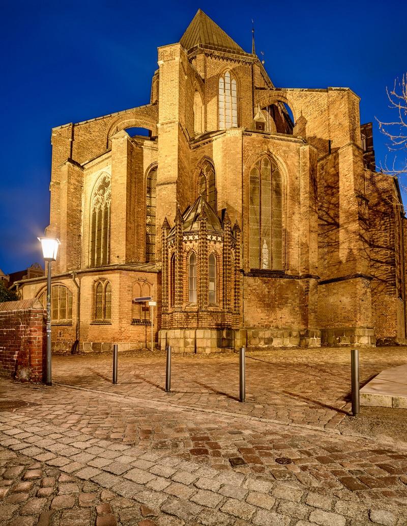 Wismar, Nikolaikirche
