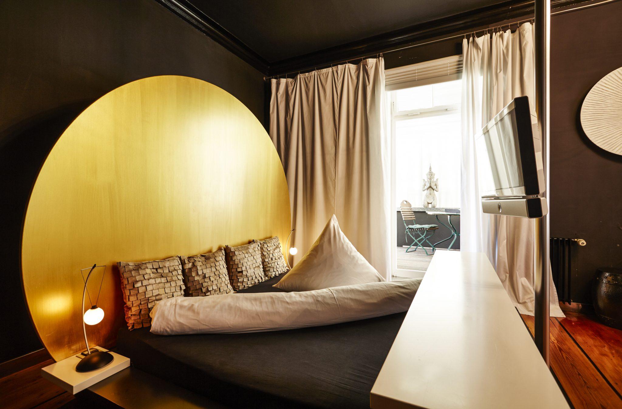 Zimmeransicht im Hotel und Restaurant Der Zauberlehrling