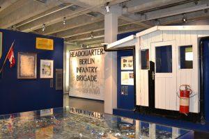 Dauerausstellung im AlliiertenMuseum