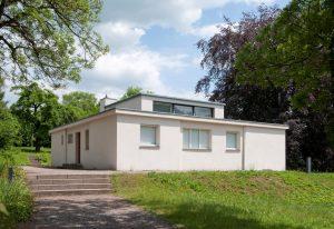 Haus am Horn (Architekt: Georg Muche, 1923), Weimar, 2011 © Stiftung Bauhaus Dessau, Foto: Christoph Petras