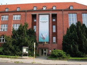Der Botanische Garten Berlin, Botanisches Museum