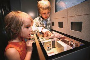 DDR Museum, interaktive Ausstellung