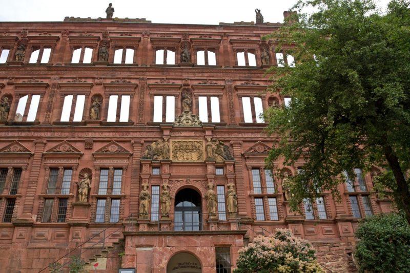 Heidelberger Schloss, Ottheinrichsbau