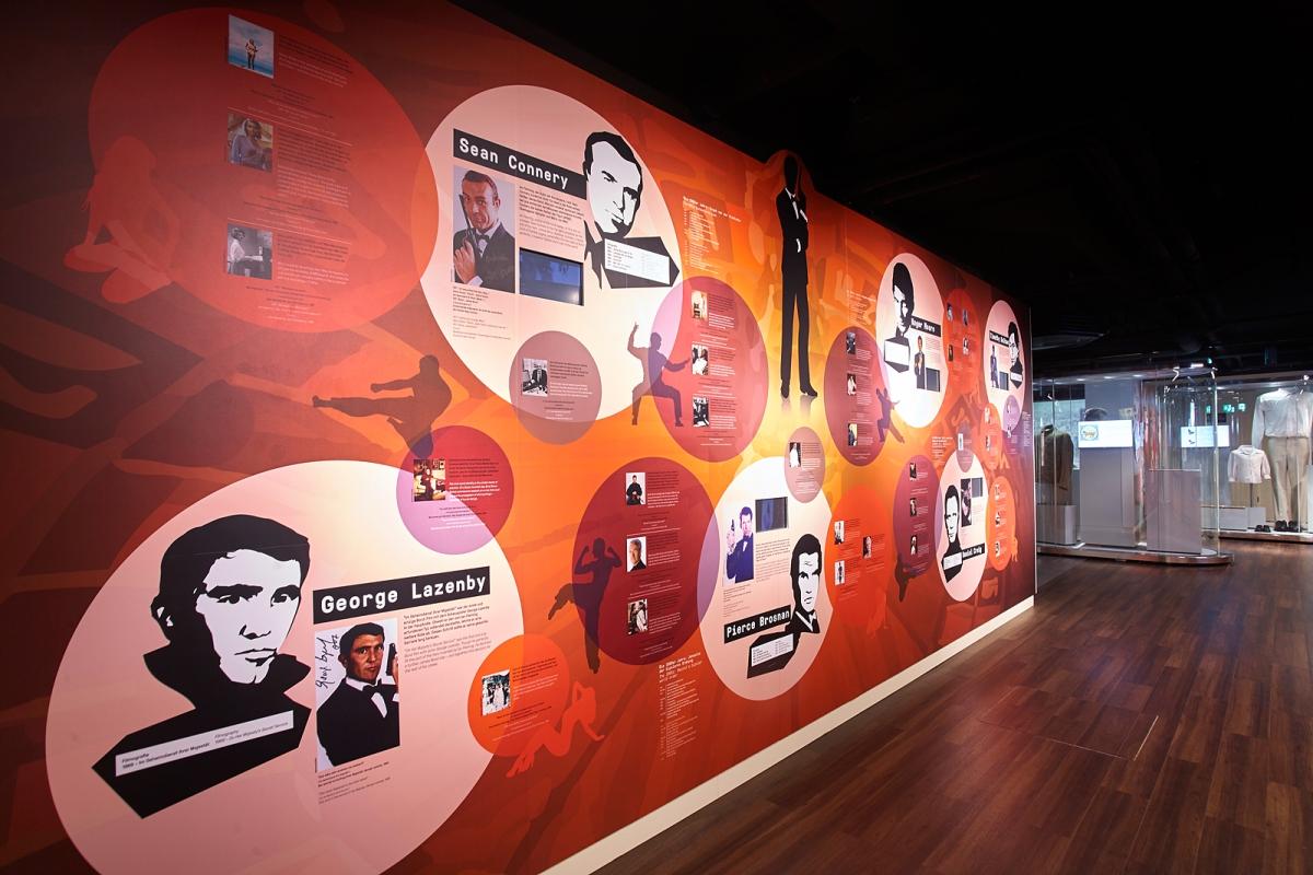 James Bond im Deutschen Spionagemuseum